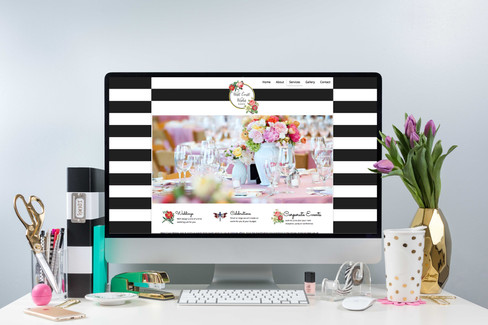 West Coast Wishes Wedding Planners website