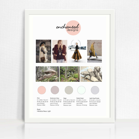 Enchanted Designs BRand Guidelines