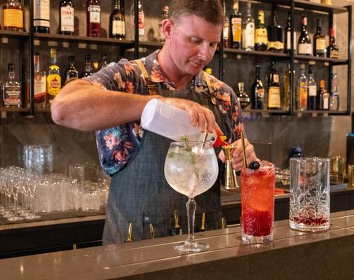 Odyssey Bistro Bar. Scarness, Hervey Bay