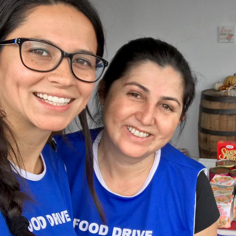 Auta de Souza FOOD DRIVE  - 2021