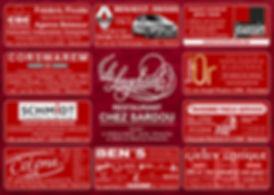 Longchamps Waremme T.C. - Set de Table.j