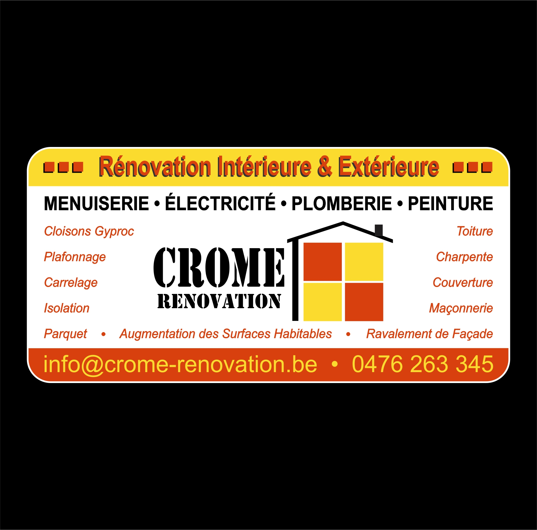 Crome Rénovation