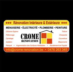 Crome Rénovation