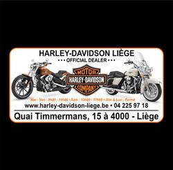 Harley - Davidson Liège