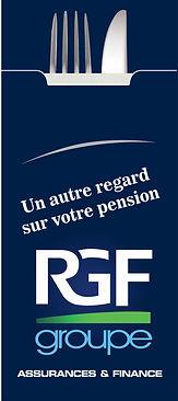 Pochette à couverts - RGF Assurances