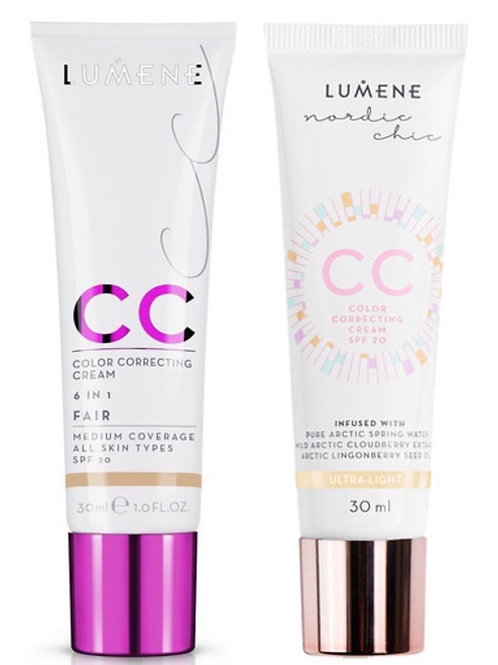 Lumene CC Color Correcting SPF20