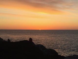 Sunrise Walk: Isles of Scilly