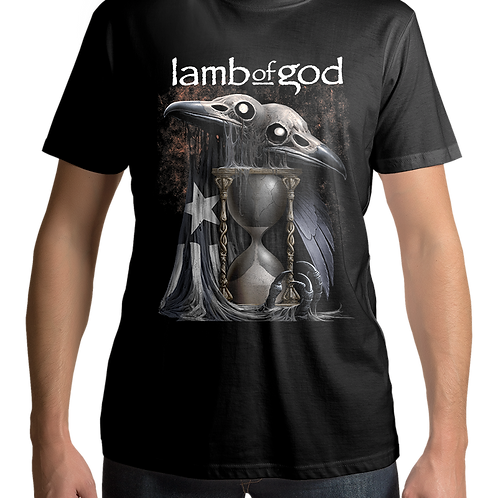 Lamb Of God - Two Heads Color