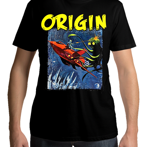 Origin - The Gods Hate Kansas