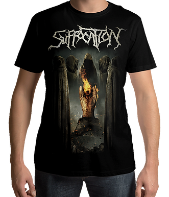 Suffocation - Purgatorial Punishment