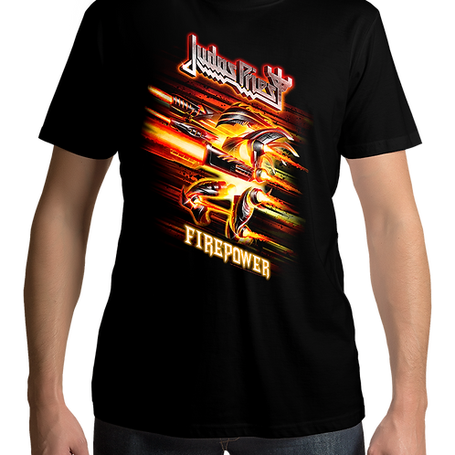 Judas Priest - Firepower