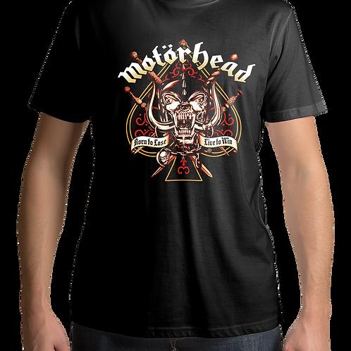 Motorhead - Born To Lose...Live To Win