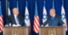 Pres. Trump & Prime Minister Netanyahu 2