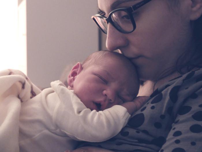 Il mio parto in casa - un anno dopo