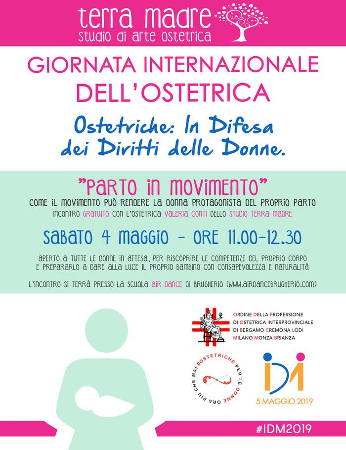 5 maggio - Ostetriche: in Difesa dei Diritti delle Donne