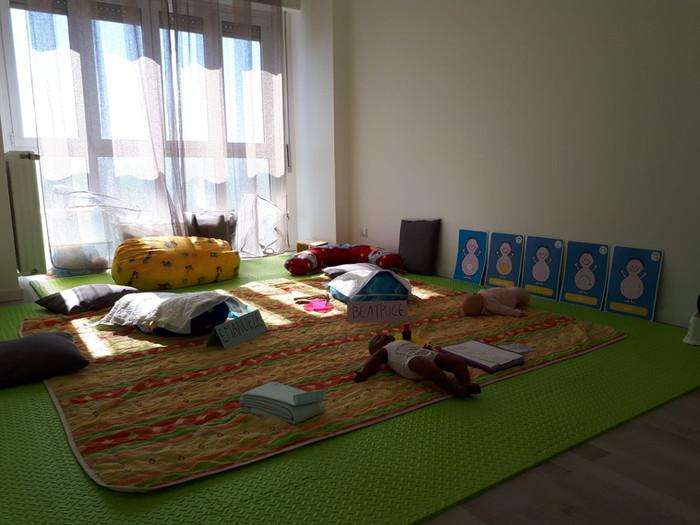 Un Tocco d'Amore - Il Massaggio Infantile