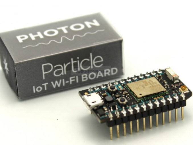 Particle Photon