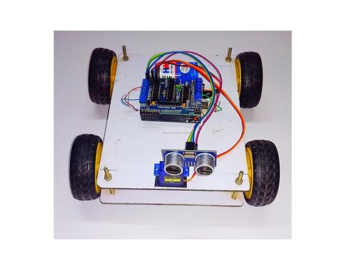 Obstacles Avoiding Robot DIY Kit