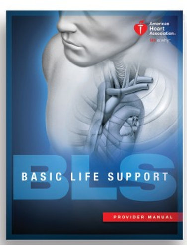 AHA BLS Provider Manual