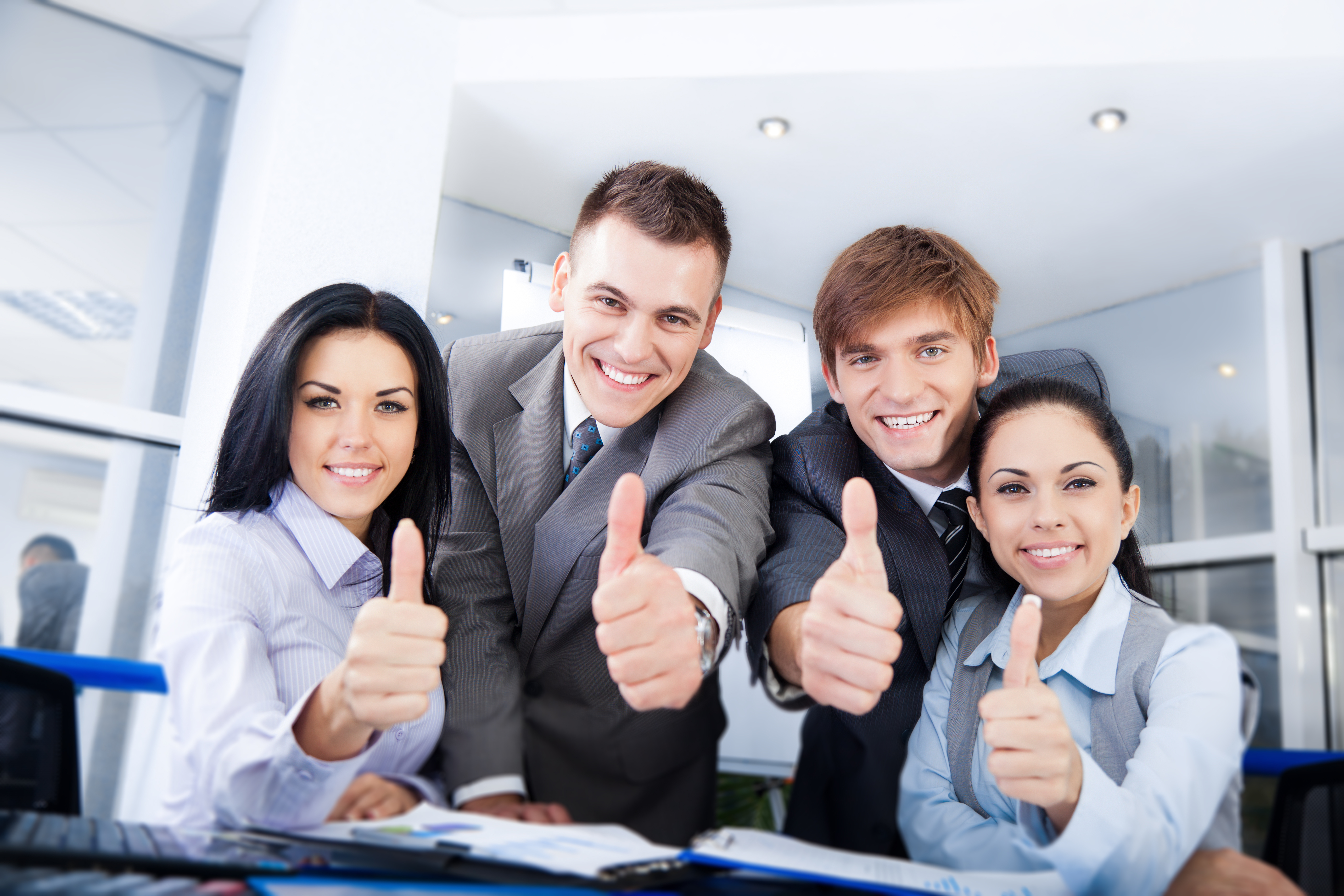 Happy Business People - Thumbs Up.jpg
