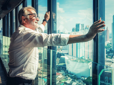 LETTING GO: PREPARING TO RELINQUISH CONTROL OF THE FAMILY BUSINESS