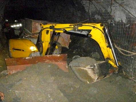 REMOTE CONTROLLED MECHANISED MINING SERVICES