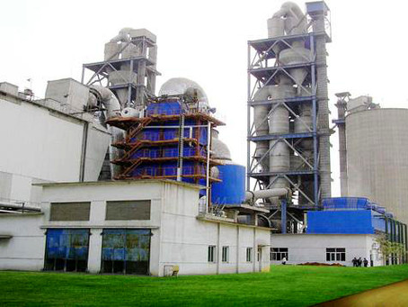 WASTE HEAT RECOVERY FOR CEMENT INDUSTRY