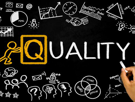 WHAT DOES QUALITY MEAN TO US