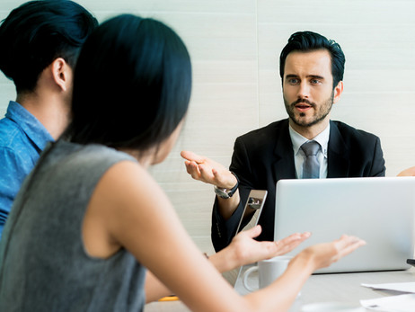 FAMILY CONFLICT WHEN THE BUSINESS FACES CRISIS