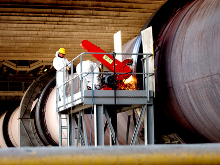 DGC OFFERS ONSITE ROTARY KILN & LINE BORING SERVICES