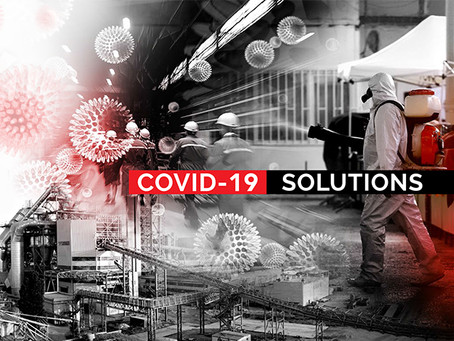 DGC OFFERS COVID-19 SOLUTIONS