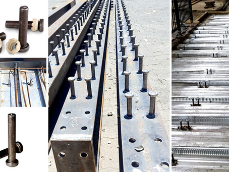 SHEAR CONNECTORS FOR CONSTRUCTION INDUSTRY