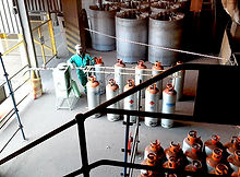 dickinson group's furnace hotwork services