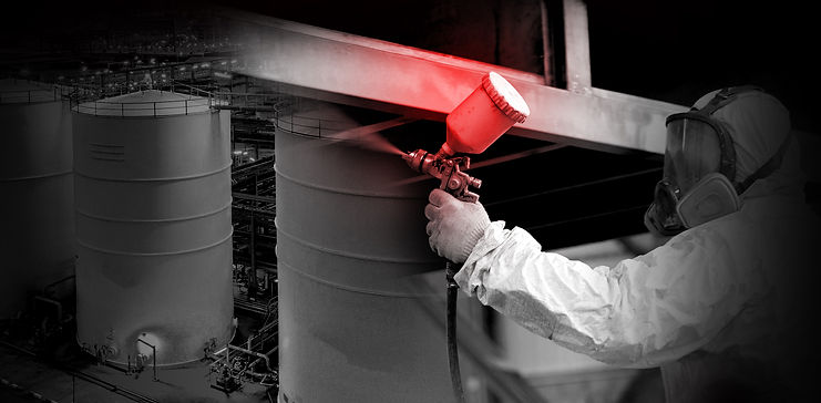 Industrial linings and coatings, protection against corrosion and chemical attacks