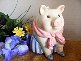 Piggy Bank Childrens Coin Bank