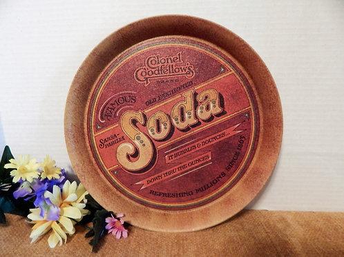 vintage, tray, serving tray, beverage serving tray, bar tray, serving platter, outdoor entertaining, home bar tray, sarsapari