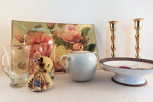 Mystery Box Surprise Vintage Collectibles Jewelry Kitchen Bar Holiday Home Decor
