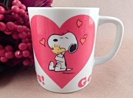 Mug Snoopy Woodstock Coffee Cup