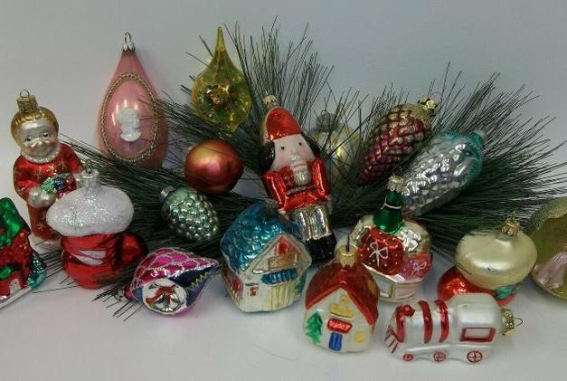 Mystery Box - Christmas Ornaments