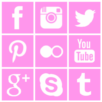 Pink-Sqaure-Social-Media-Icons-Button.pn