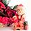 santa claus, toy shop work shop, toymaker santa, red white decor, rustic old world    Santa Claus Ornament Ceramic Toy Shop F