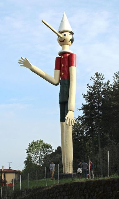 a-giant-statue-of-pinocchio-in-the-park-