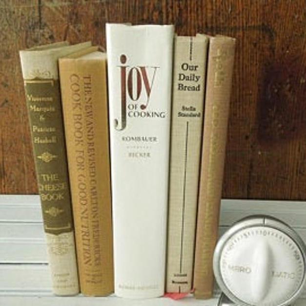 Mystery Box  - Cookbooks