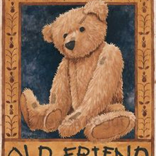 Teddy Bear Mystery Box Extra Small 3 pc Vintage Bear Collectibles