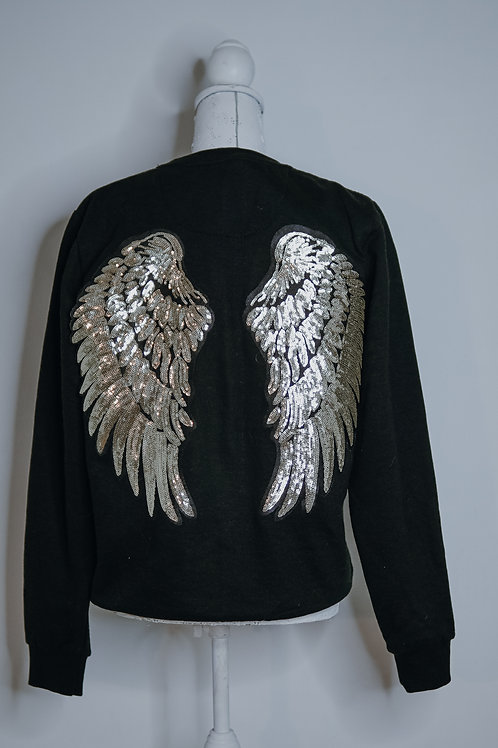 Winged Sweatshirt