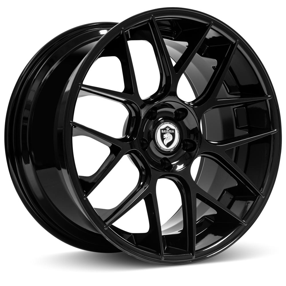 BC7 Gloss Black