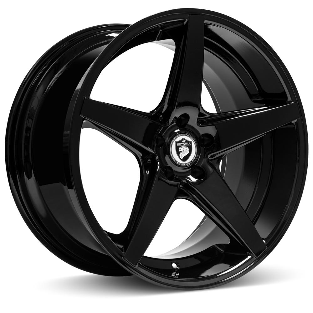 BC5 Gloss Black
