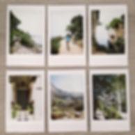 The Jack Experience, Jack Edwards, Summer, Holiday, Croatia, Pula, Istria, Polaroid, Collection