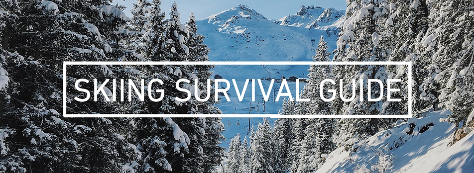 Jack Edwards, UK male lifestyle blogger presents a skiing survival guide with top tips and hacks for all skiing lovers. Get prepared for skiing (including packing and snacking) with Virgin Active