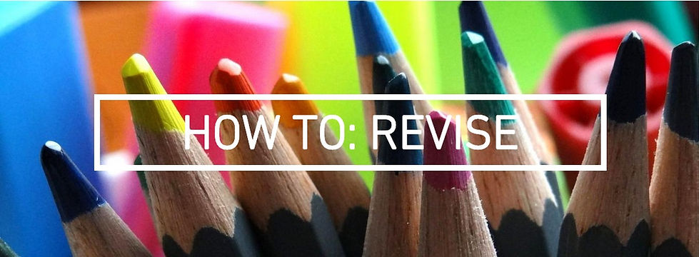 Top revision and studying tips for your exams courtesy of UK male blogger Jack Edwards